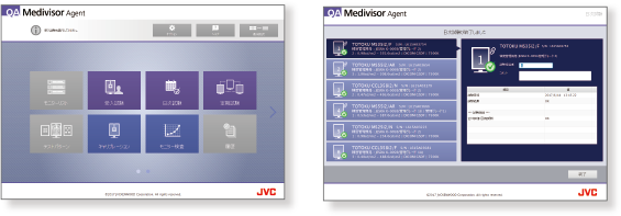 jvc cls 500 integrated QA solution